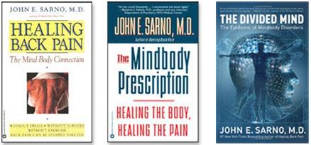Dr John Sarno Books
